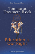 Toronto at Dreamer's Rock & Education is Our Right