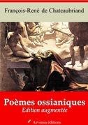 Poèmes ossianiques | Edition intégrale et augmentée