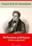 Réflexions politiques | Edition intégrale et augmentée