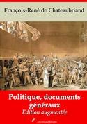 Politique, documents généraux | Edition intégrale et augmentée