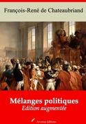 Mélanges politiques | Edition intégrale et augmentée