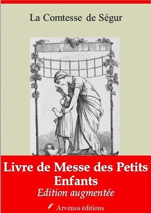 Livre de messe des petits enfants | Edition intégrale et augmentée