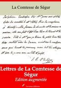 Lettres de La Comtesse de Ségur | Edition intégrale et augmentée