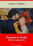 Passion et Vertu | Edition intégrale et augmentée