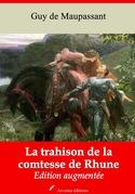 La Trahison de la comtesse de Rhune   Edition intégrale et augmentée