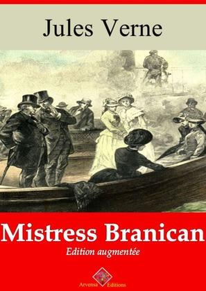 Mistress Branican | Edition intégrale et augmentée