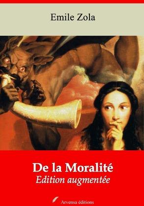 De la Moralité | Edition intégrale et augmentée