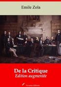 De la Critique | Edition intégrale et augmentée