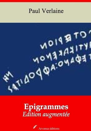 Epigrammes | Edition intégrale et augmentée