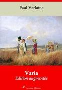 Varia | Edition intégrale et augmentée