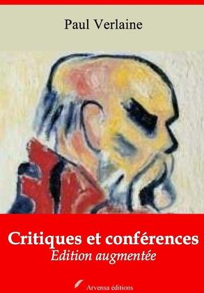 Critiques et conférences | Edition intégrale et augmentée