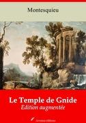Le Temple de Gnide et temple de Gnide mis en vers | Edition intégrale et augmentée