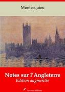 Notes sur l'Angleterre | Edition intégrale et augmentée