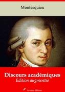 Discours académiques | Edition intégrale et augmentée
