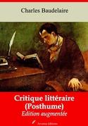 Critique littéraire (Posthume) | Edition intégrale et augmentée