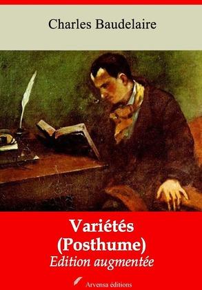 Variétés (Posthume)   Edition intégrale et augmentée