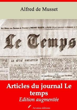 Articles du journal Le Temps | Edition intégrale et augmentée