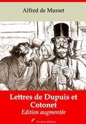 Lettres de Dupuis et Cotonet   Edition intégrale et augmentée