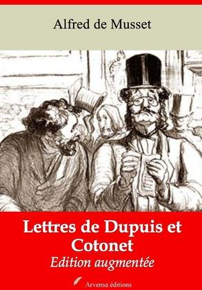 Lettres de Dupuis et Cotonet | Edition intégrale et augmentée