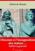 Discours à l'inauguration des statues – suivi d'annexes