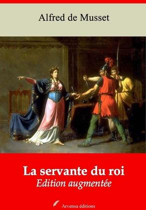 La Servante du Roi | Edition intégrale et augmentée