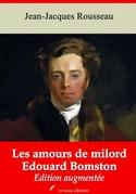 Les Amours de milord Edouard Bomston   Edition intégrale et augmentée