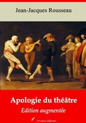 Apologie du théâtre | Edition intégrale et augmentée