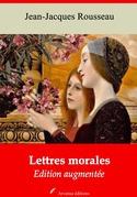 Lettres morales   Edition intégrale et augmentée