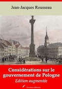 Considérations sur le gouvernement de Pologne | Edition intégrale et augmentée