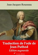 Traduction de l'ode de Jean Puthod   Edition intégrale et augmentée