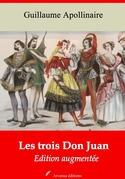 Les Trois Don Juan | Edition intégrale et augmentée