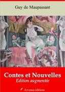 Les Contes et Nouvelles de Maupassant (Plus de 350 contes)   L'INTEGRALE: Le Horla, Boule de Suif, La maison Tellier, Yvette, Miss Harriet, Toine, L'inutile beauté et plus