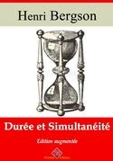 Durée et simultanéité   Edition intégrale et augmentée