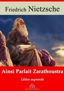 Ainsi parlait Zarathoustra | Edition intégrale et augmentée