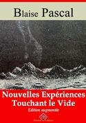 Nouvelles expériences touchant le vide | Edition intégrale et augmentée