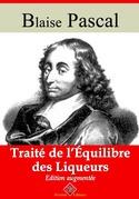 Traité de l'équilibre des liqueurs | Edition intégrale et augmentée