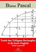 Traité des trilignes rectangles, et de leurs onglets | Edition intégrale et augmentée