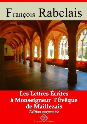 Les lettres écrites a monseigneur l'evêque de Maillezais   Edition intégrale et augmentée