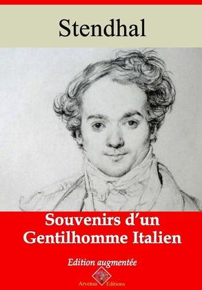 Souvenirs d'un gentilhomme italien | Edition intégrale et augmentée