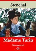 Madame Tarin | Edition intégrale et augmentée