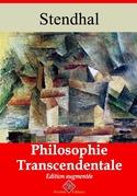 Philosophie transcendantale | Edition intégrale et augmentée