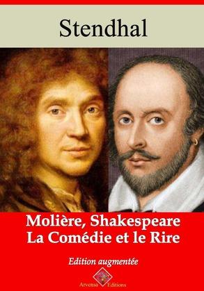 Molière, Shakespeare, lacomédieet lerire | Edition intégrale et augmentée