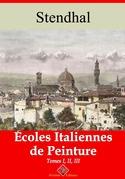 Écoles italiennes de peinture (3 tomes) | Edition intégrale et augmentée
