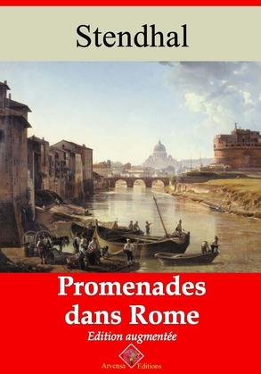 Promenades dans Rome | Edition intégrale et augmentée