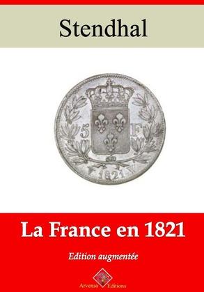 La France en 1821 | Edition intégrale et augmentée