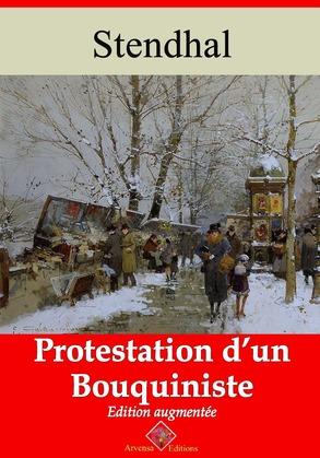 Protestation d'un bouquiniste | Edition intégrale et augmentée