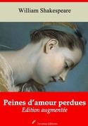 Peines d'amour perdues | Edition intégrale et augmentée