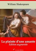 La Plainte d'une amante | Edition intégrale et augmentée