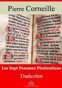 Les Sept Psaumes pénitentiaux | Edition intégrale et augmentée