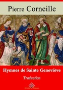 Hymnes de sainte Geneviève | Edition intégrale et augmentée